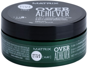 Matrix Style Link Play crema para dar definición al peinado 3 en 1
