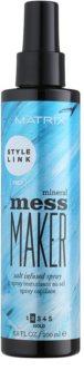 Matrix Style Link Prep spray con textura de playa