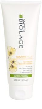 Matrix Biolage SmoothProof condicionador alisante para cabelos crespos e inflexíveis