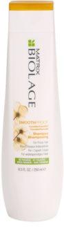 Matrix Biolage SmoothProof champô alisante para cabelos crespos e inflexíveis
