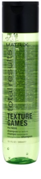 Matrix Total Results Texture Games stylingový šampon s polymery