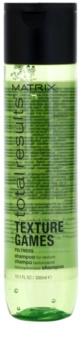 Matrix Total Results Texture Games szampon stylizujący z polimerami