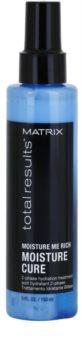 Matrix Total Results Moisture Me Rich spray sin aclarado para cabello seco