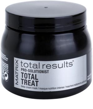 Matrix Total Results Pro Solutionist vyživující maska pro poškozené, chemicky ošetřené vlasy