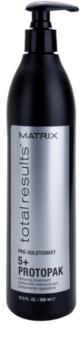 Matrix Total Results Pro Solutionist obnovující péče pro poškozené, chemicky ošetřené vlasy