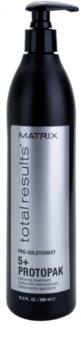 Matrix Total Results Pro Solutionist obnovujúca starostlivosť pre poškodené, chemicky ošetrené vlasy