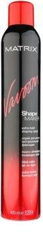 Matrix Vavoom Shape Maker lak za lase ekstra močno utrjevanje