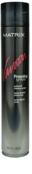 Matrix Vavoom Freezing Spray Freezing Spray Extra - Full For Fixation And Shape