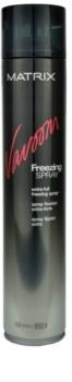 Matrix Vavoom Freezing Spray laca de fijación extra fuerte  para cabello
