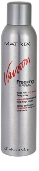 Matrix Vavoom Freezing Spray laca de cabelo sem aerossol