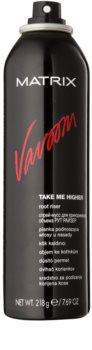Matrix Vavoom Spray für einen volleren Haaransatz