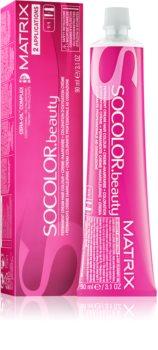 Matrix Socolor Beauty negovalna barva za lase