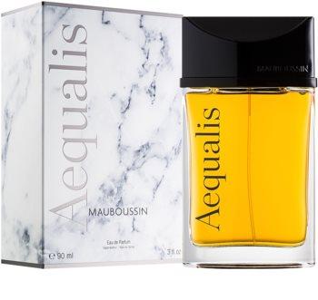 Mauboussin Aequalis eau de parfum pentru barbati 90 ml