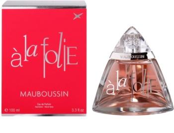 Mauboussin A la Folie parfumovaná voda pre ženy