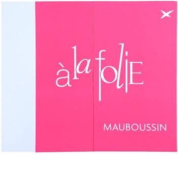 Mauboussin A la Folie zestaw upominkowy I.