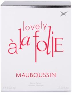 Mauboussin Lovely A la Folie Eau de Parfum for Women 100 ml