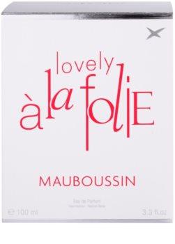 Mauboussin Lovely A la Folie eau de parfum nőknek 100 ml
