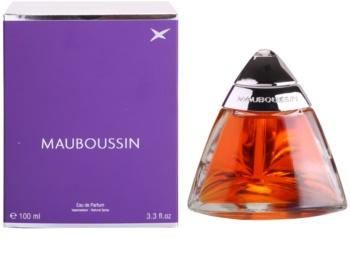 Mauboussin By Mauboussin eau de parfum pour femme 100 ml