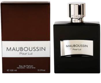 Mauboussin Pour Lui Eau De Parfum Pour Homme 100 Ml Notinobe