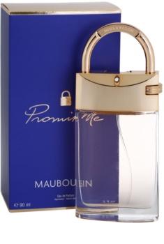 Mauboussin Promise Me Eau de Parfum Damen 90 ml