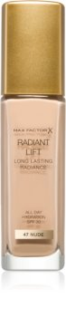 Max Factor Radiant Lift fond de teint longue tenue SPF 30