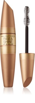 Max Factor Rise & Shine mascara volume et courbe