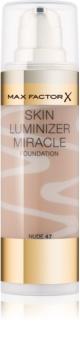 Max Factor Skin Luminizer Miracle fond de teint illuminateur