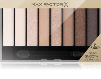 Max Factor Masterpiece Nude Palette paleta senčil za oči