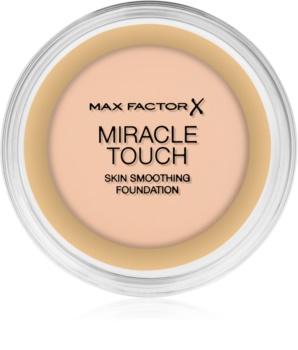 Max Factor Miracle Touch make up do wszystkich rodzajów skóry