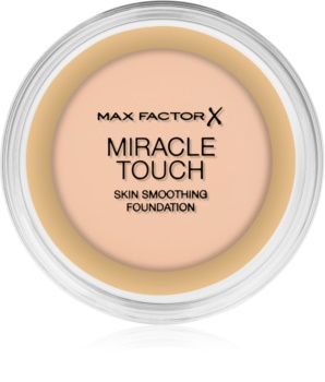 Max Factor Miracle Touch make-up pro všechny typy pleti