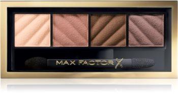 Max Factor Smokey Eye Matte Drama Kit paleta očných tieňov