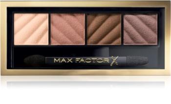 Max Factor Smokey Eye Matte Drama Kit paletka očných tieňov