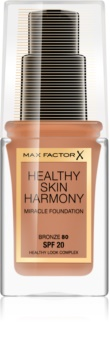 Max Factor Healthy Skin Harmony tekoči puder SPF 20