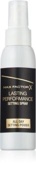 Max Factor Lasting Performance fijador de maquillaje en spray