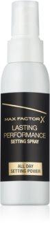 Max Factor Lasting Performance спрей-фіксатор макіяжу