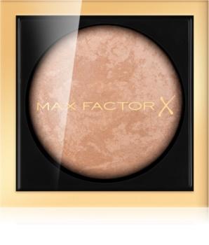 Max Factor Creme Bronzer autobronzant