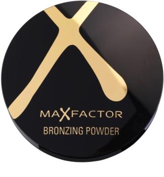 Max Factor Bronzing Powder pudra  bronzanta