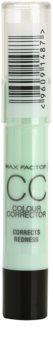 Max Factor Colour Corrector коректор проти недосконалостей шкіри
