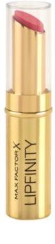 Max Factor Lipfinity стійка помада зі зволожуючим ефектом