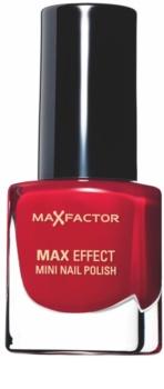 Max Factor Max Effect verniz