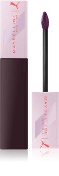 Maybelline Puma x Maybelline SuperStay Matte Ink rouge à lèvres liquide mat longue tenue