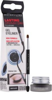 Maybelline Eyeliner Lasting Drama™ gélové očné linky