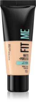 Maybelline Fit Me! Matte+Poreless maquilhagem matificante para peles normais e mistas