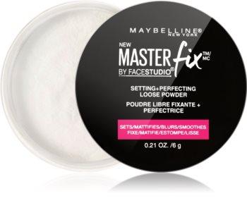 Maybelline Master Fix pó solto trasparente