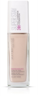 Maybelline SuperStay 24H Fluid Coverage Foundation