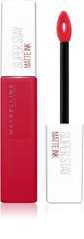 Maybelline SuperStay Matte Ink rouge à lèvres liquide mat longue tenue