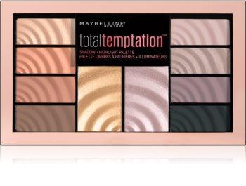 Maybelline Total Temptation Eyeshadow Palette
