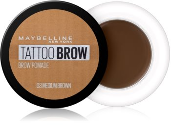Maybelline Brow tattoo gelová pomáda na obočí