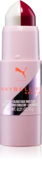 Maybelline Puma x Maybelline Color + Gloss Face Duo Stick