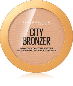 Maybelline City Bronzer pó bronzer e de contorno